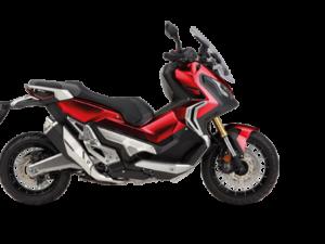Honda X-ADV 750 2018 2019 κόκκινο