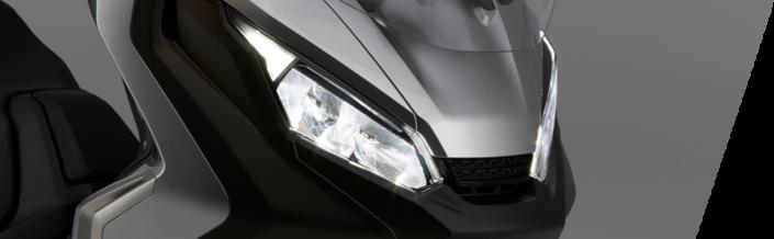 Honda X-ADV 750 2018 2019 μπροστινά φώτα