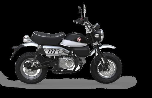 Honda Z125 Monkey νέο μοντέλο 2018 2019 αντιπροσωπεία ΝΟΜΙΚΟΣ Αθήνα κάθετη μονάδα motonomikos.gr
