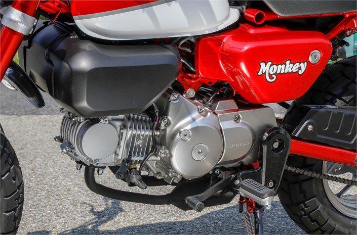 Honda monkey Z125 κινητήρας 2018 2019 αντιπροσωπεία κάθετη μονάδα motonomikos.gr ΝΟΜΙΚΟΣ