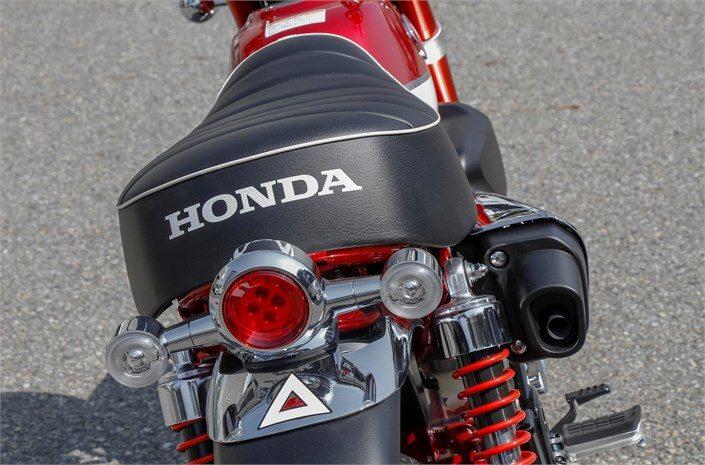 Σέλα Honda Monkey 125 Z