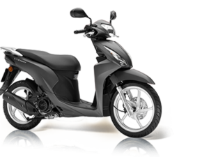 Honda vision 110 2018 2019 γκρι ματ