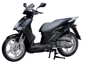 Kymco Agility 125i injection Euro 4 CBS μαύρο 2019 νέο μοντέλο κάθετη μονάδα ΝΟΜΙΚΟΣ motonomikos.gr