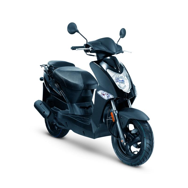 Kymco Agility 50F μαύρο τετράχρονο 50άρι αντιπροσωπεία ΝΟΜΙΚΟΣ κάθετη μονάδα motonomikos.gr