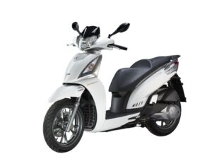 Kymco People GTI 300i ABS 2019 EURO 4 άσπρο αντιπροσωπεία ΝΟΜΙΚΟΣ Αθήνα motonomikos.gr ix.gr car.gr