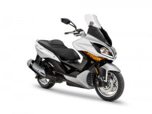 Kymco XCiting 400i ABS 2019 άσπρο