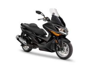 Kymco XCiting 400i ABS 2019 μαύρο