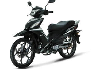 Sym magic 125 SR μαύρο