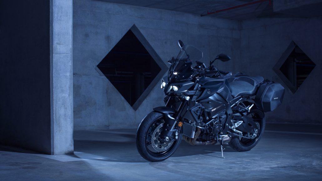 Yamaha MT-10 tourer edition φωτογράφιση