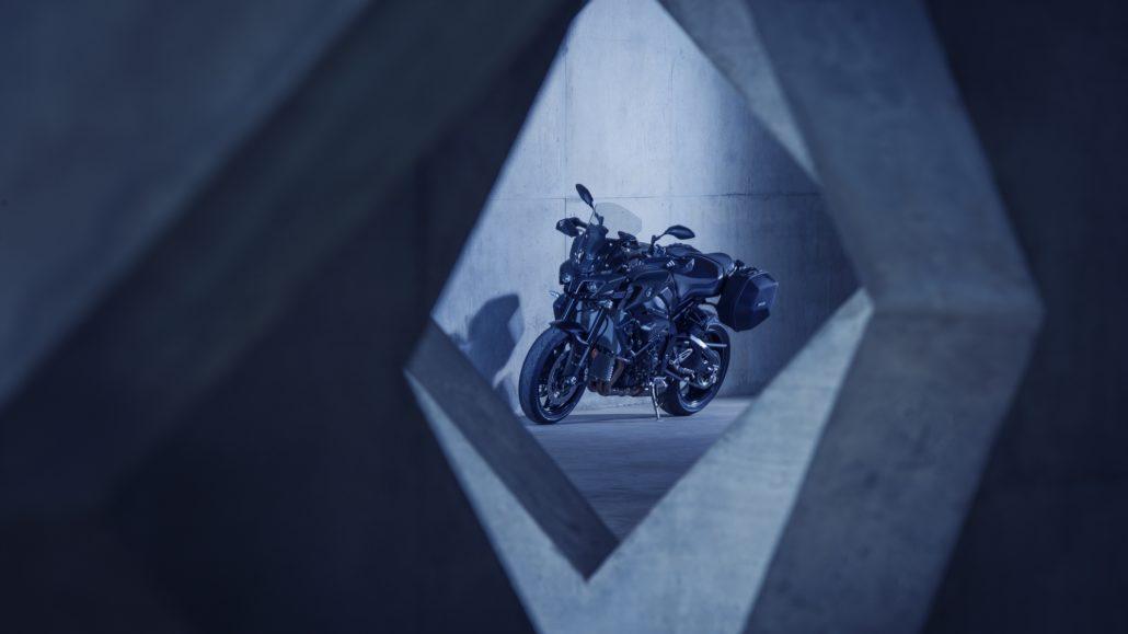 Yamaha MT-10 tourer edition φωτογράφιση 2