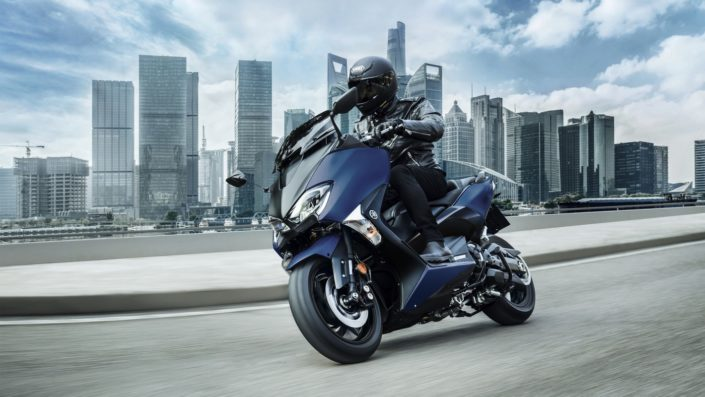 Yamaha TMAX SX SPORT EDITION 500 αριστερή μεριά