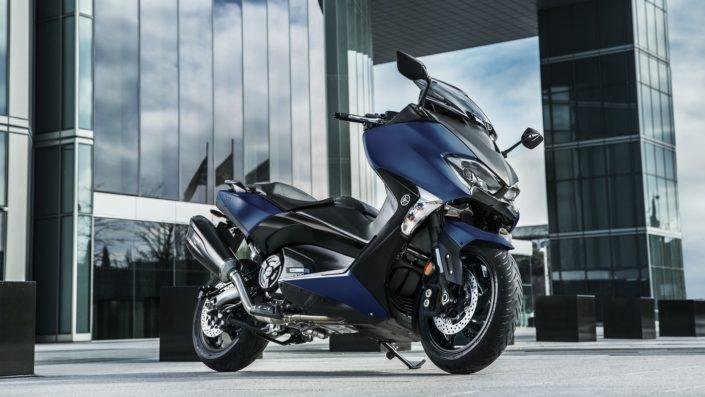 Yamaha TMAX SX SPORT EDITION 500 δεξιά μεριά φωτογράφιση