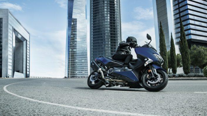 Yamaha TMAX SX SPORT EDITION 500 δεξιά μεριά