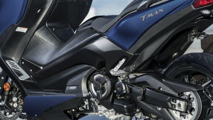 Yamaha TMAX SX SPORT EDITION 500 κινητήρας