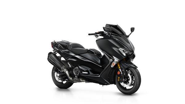 Yamaha TMAX SX SPORT EDITION 500 μαύρο