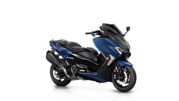 Yamaha TMAX SX SPORT EDITION 500 μπλε