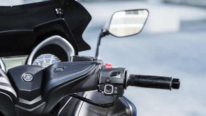 Yamaha TMAX SX SPORT EDITION 500 τιμόνι