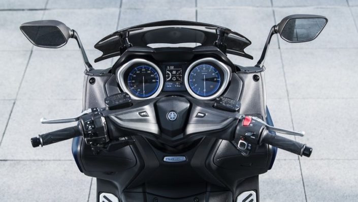 Yamaha TMAX SX SPORT EDITION 500 όργανα τιμόνι