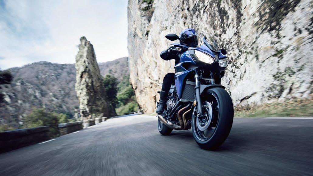Yamaha Tracer 700 2018 2019 NOMIKOS motonomikos
