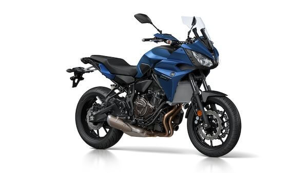 Yamaha Tracer 700 2018 2019 NOMIKOS motonomikos Phantom blue