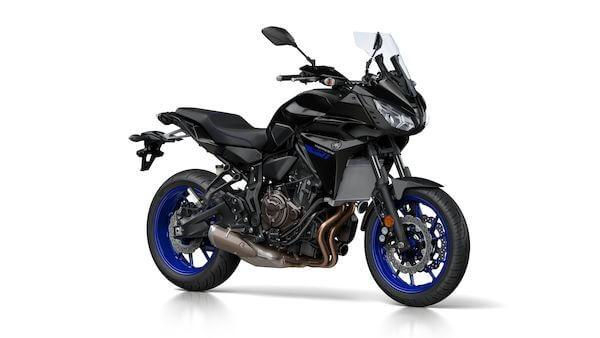 Yamaha Tracer 700 2018 2019 NOMIKOS motonomikos Tech Black