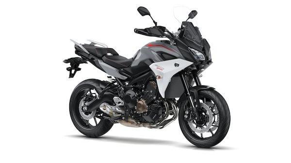 Yamaha Tracer 900 2018 2019 NIMBUS GREY
