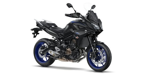 Yamaha Tracer 900 2018 2019 TECH BLACK