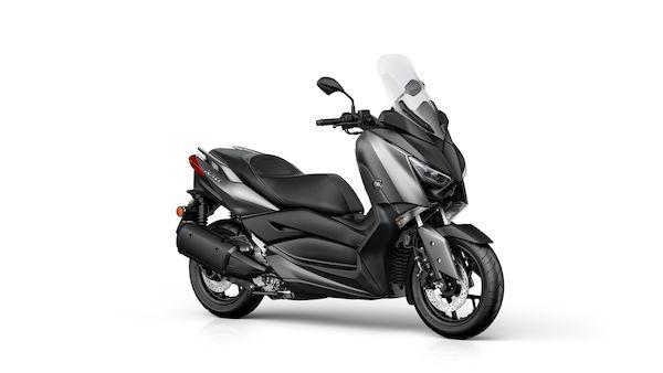 Yamaha XMAX 250 X-MAX γκρι ματ