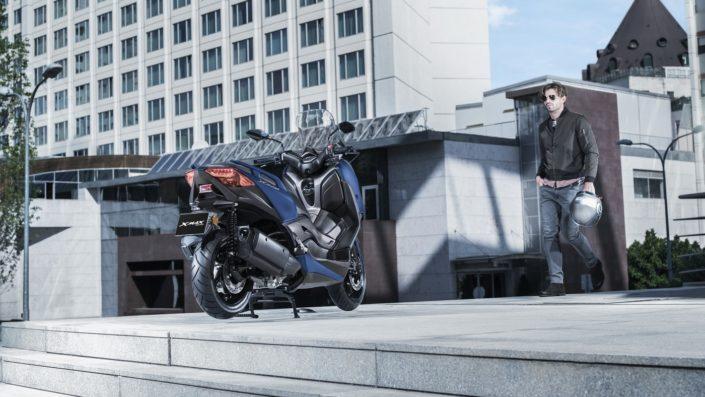 Yamaha XMAX 250 X-MAX πίσω δεξιά μεριά