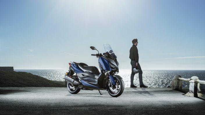 Yamaha XMAX 250 X-MAX φωτογράφιση