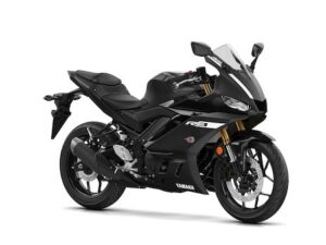 Yamaha YZF R3 Tech black