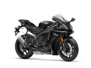 Yamaha r1 yzf tech black