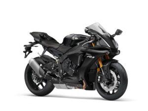 Yamaha r1 yzf tech black