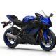 Yamaha yzf 600 r6 yamaha blue