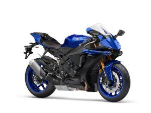 Yamaha yzf r1 2019 yamaha blue