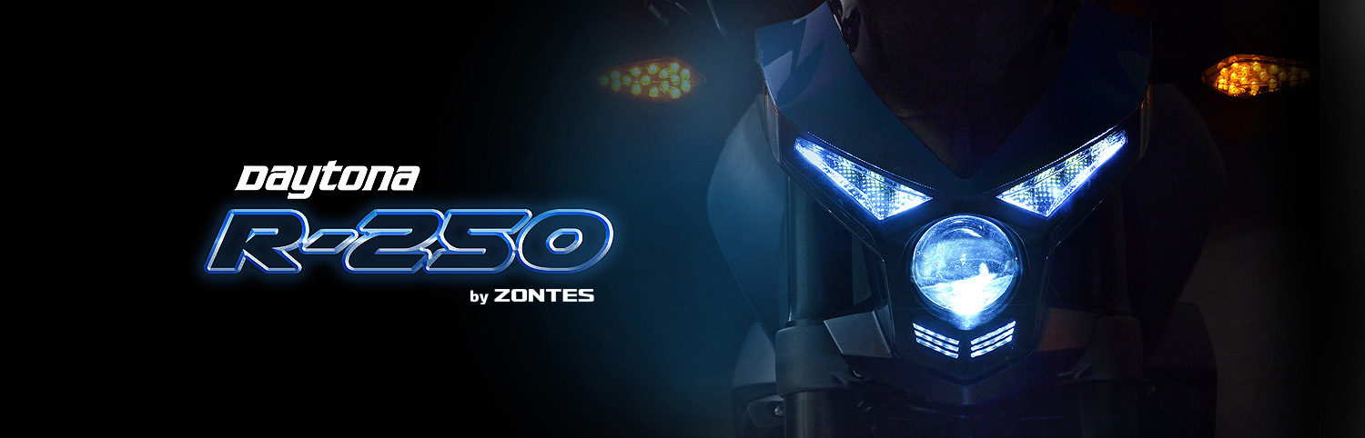 Zontes R250 Cover