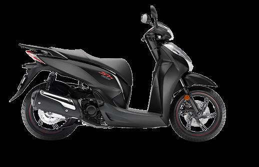 Honda SH 150i ABS euro 4 2018 2019 ματ μεταλλικό γκρι