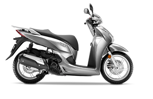 Honda SH 300i ABS euro 4 2018 2019 μεταλλικό ασημί