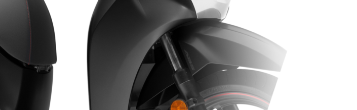 Honda SH 300i ABS euro 4 2018 2019 φτερό μπροστά