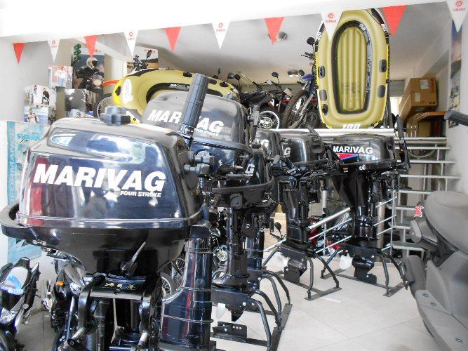 Stock εξωλέμβιες Marivag σε τιμές προσφοράς