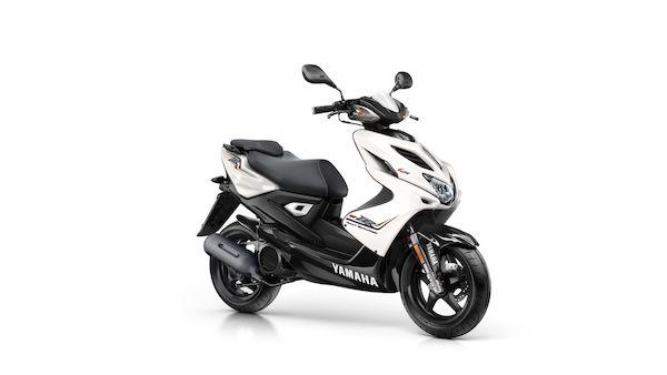 Yamaha Aerox 4 50cc 4-χρονο λευκό