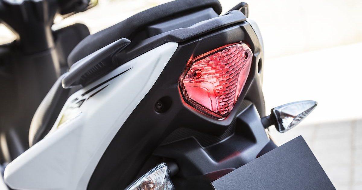Yamaha Aerox 4 50cc 4-χρονο πίσω φανάρι
