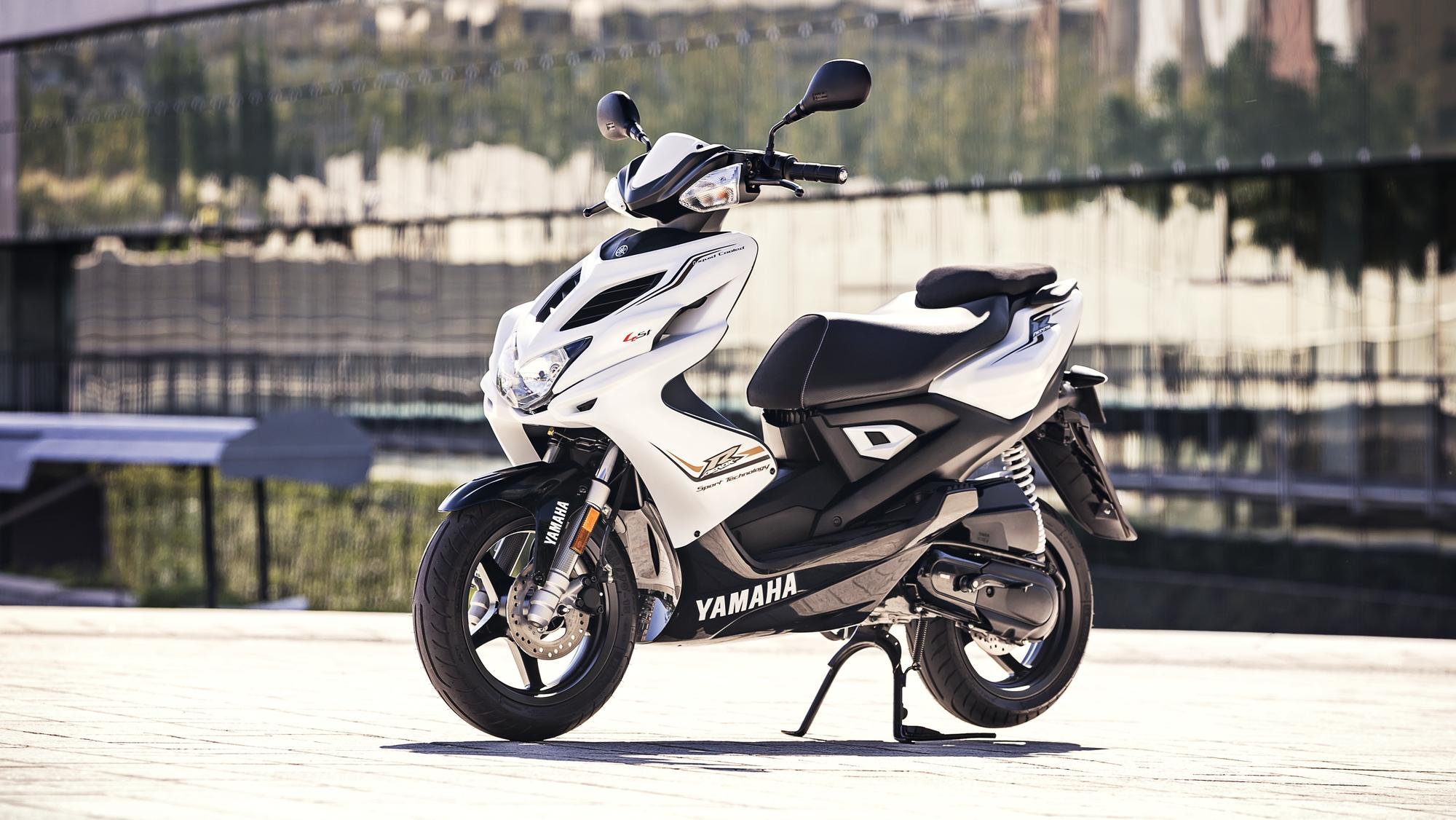 Yamaha Aerox 4 50cc 4-χρονο