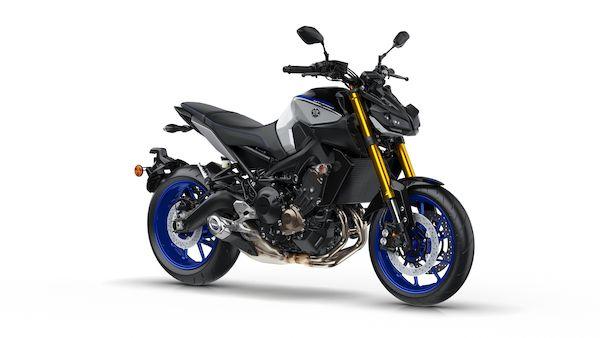Yamaha MT-09 SP special χρώμα