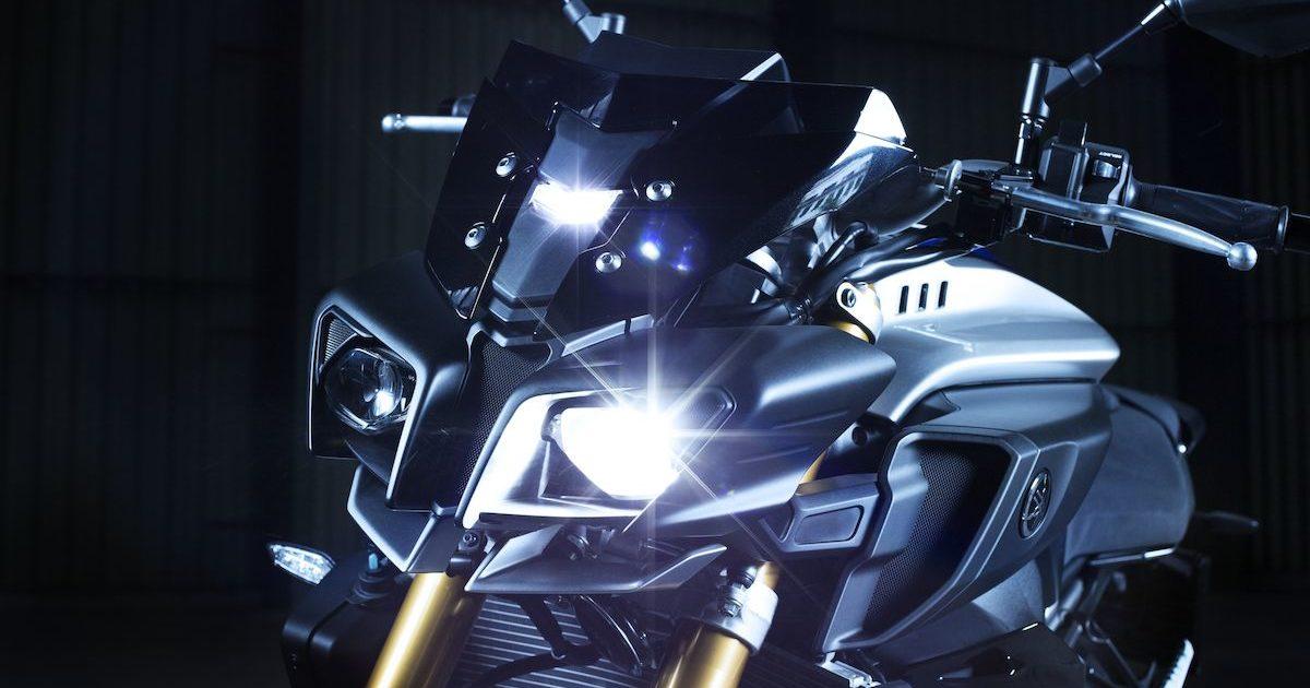Yamaha MT-10 SP special carbon μπροστινό φανάρι