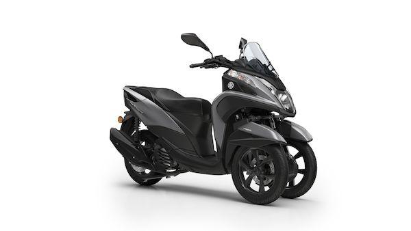 Yamaha tricity 155 2018 2019 ματ γκρι