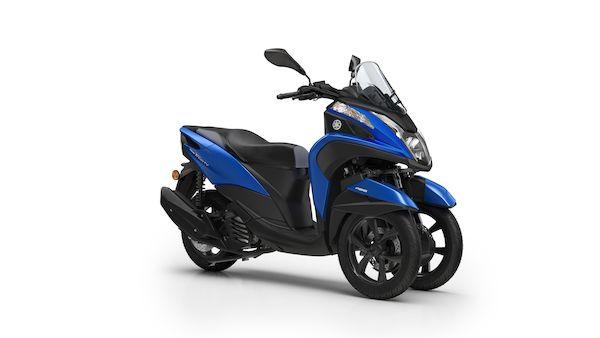 Yamaha tricity 155 2018 2019 μπλε