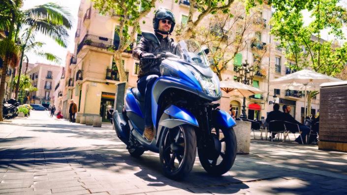 Yamaha tricity 155 2018 2019 τρίτροχο