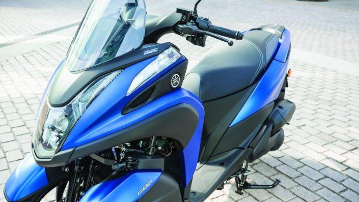 Yamaha tricity 155 2018 2019