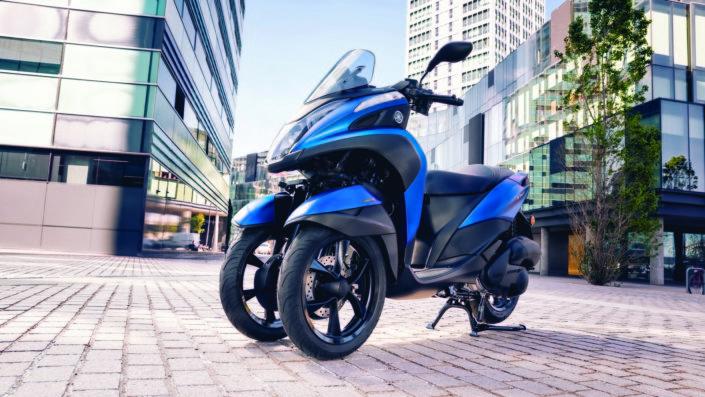 Yamaha tricity 155 2019 μπλε
